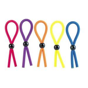 California Exotics Julians Stud Ring Adjustable 5 Colors