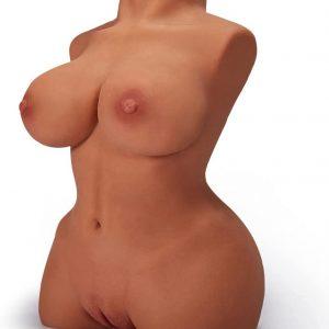 10.6LB Sex Doll Masturbators with Realistic Texture, Brown Skin Male Masturbator Doll