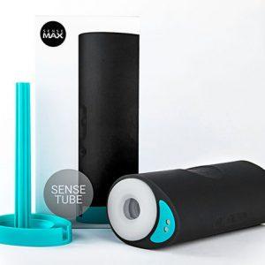 Sensemax Sense Tube Black  Pleasure Device NEW!